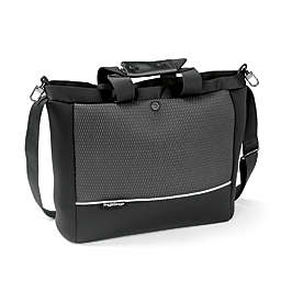 Peg Perego All Day Diaper Messenger Bag in Moonlight