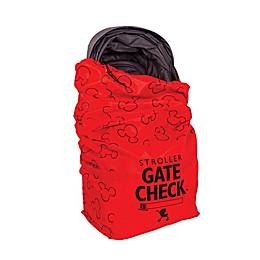 Disney Baby By J.L. Childress Stroller  Travel Bag in Red