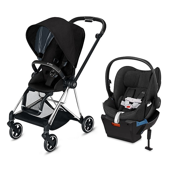 Alternate image 1 for CYBEX Platinum Mios and Cloud Q Travel System