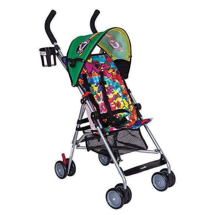 Alternate image 1 for Daphyls™ Grateful Dead Single Umbrella Stroller