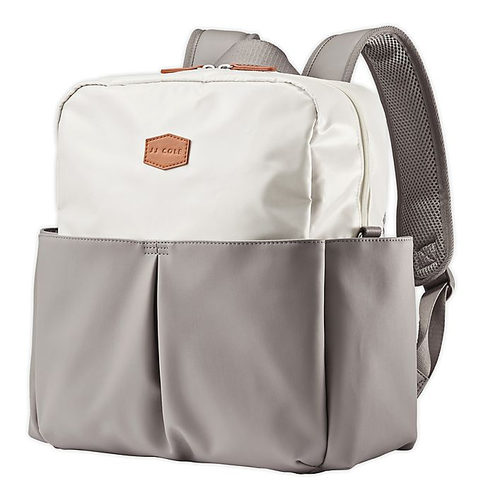 Alternate image 1 for JJ Cole® Popperton Boxy Diaper Backpack