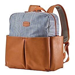 JJ Cole® Popperton Boxy Diaper Backpack
