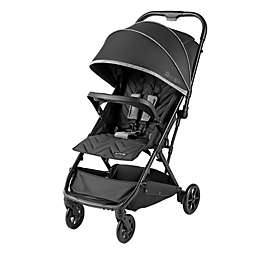 Summer™ 3Dpac™ CS® Lite Compact Fold Single Stroller in Black