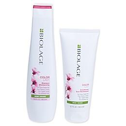 Biolage Colorlast Orchid 13.5 fl. oz  Shampoo and 6.7 fl. oz. Conditioner (Set of 2)
