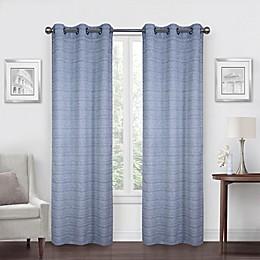 SALT™ Benton 2-Pack Grommet Window Curtain Panels