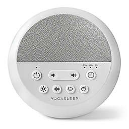 Yogasleep™ Nod Sound Machine and Night Light in White