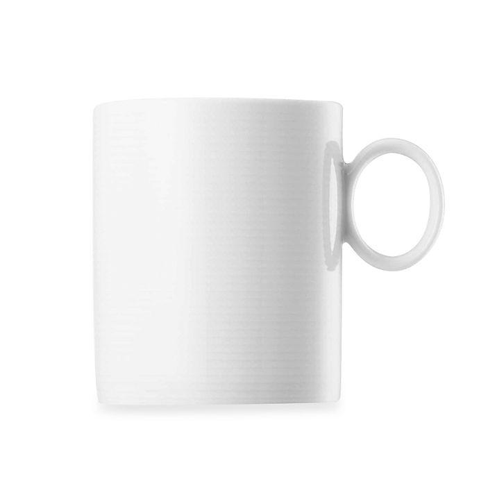 Alternate image 1 for Rosenthal Thomas Loft 12 oz. Mug in White