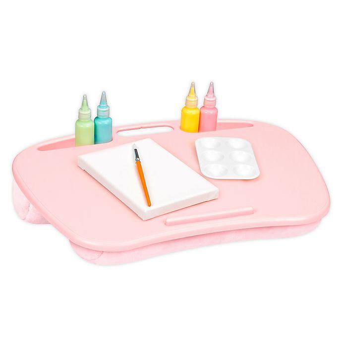 Alternate image 1 for LapGear® MyDesk Lap Desk in Rose Quartz