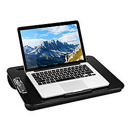 LapGear® Clipboard Lap Desk in Black