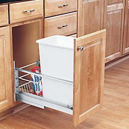 Rev-A-Shelf® Single Pull-Out Waste Container