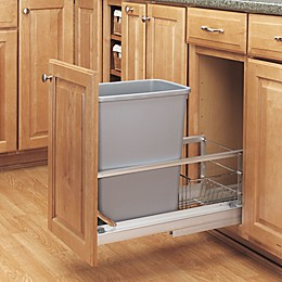 Rev-A-Shelf® Single 35 qt. Pull-Out Waste Container