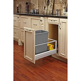 Rev-A-Shelf® Pull-Out Waste Container with Rev-A-Motion