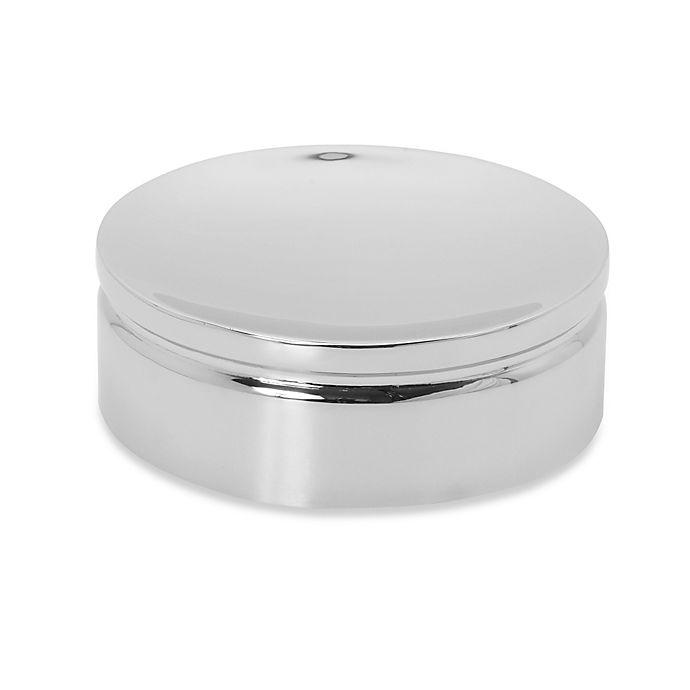 Alternate image 1 for Wamsutta® Kiara Soap Dish in Chrome