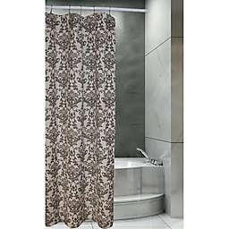 Fleur de Lis 72-Inch x 72-Inch Shower Curtain