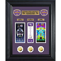 College Football LSU 19 National Champs Deluxe Ticket
