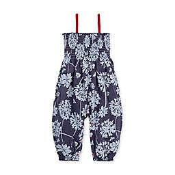 Burt's Bees Baby® Dandelion Field Organic Cotton Smocked Jumpsuit