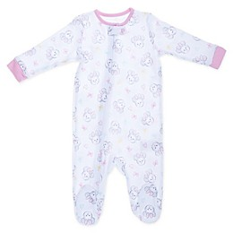 Disney® Minnie Mouse Sleep 'n Play Coverall in White