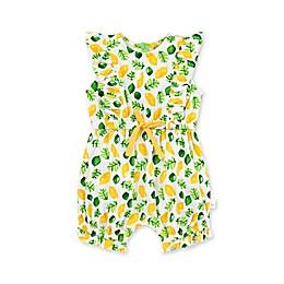 Burt's Bees Baby® Lemon Lime Organic Cotton Bubble Romper