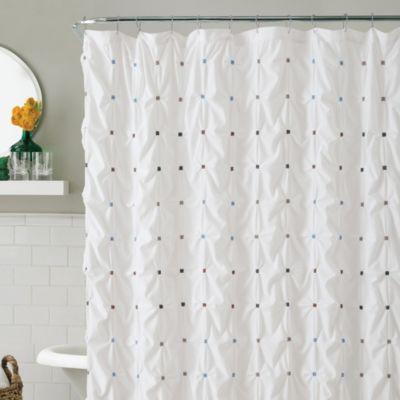 Victoria Classics Reva Shower Curtain