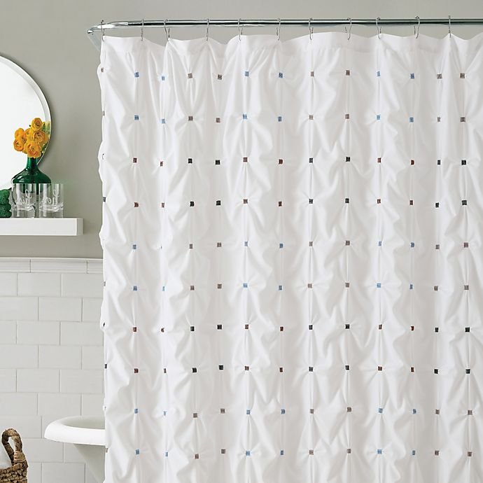 Victoria Classics Reva Shower Curtain
