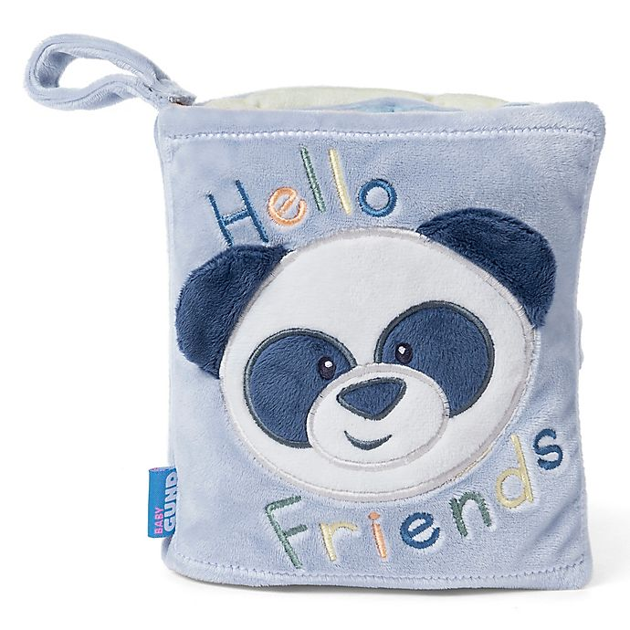 Alternate image 1 for GUND® Baby Toothpick Soft Book