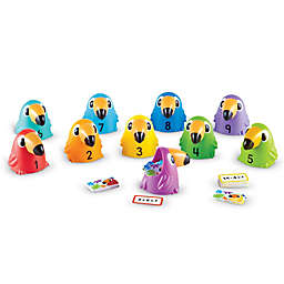 Learning Resources® Toucans to 10 130-Piece Playset
