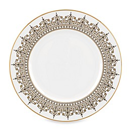 L by Lenox® Jeweled Saree™  Gold 12-Inch Accent Plate