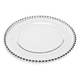 Godinger Chesterfield 13-Inch Charger Plate
