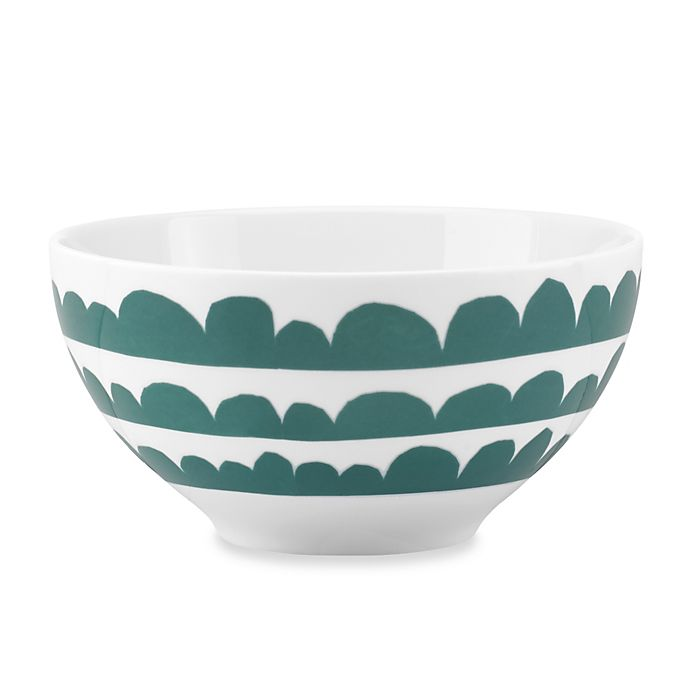 Alternate image 1 for Dansk® Lotta Bubble 24-Ounce All-Purpose Bowl in Teal