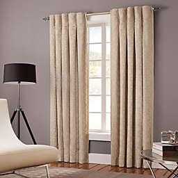 Designer's Select Claudia Back Tab Window Curtain Panel
