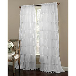 Gypsy Rod Pocket Window Curtain Panel
