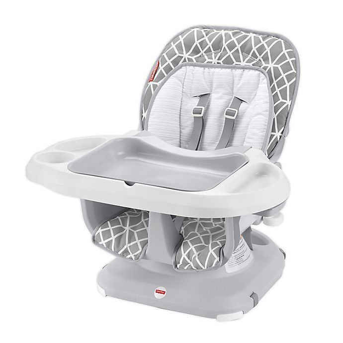 Alternate image 1 for Fisher-Price® Deluxe SpaceSaver High Chair