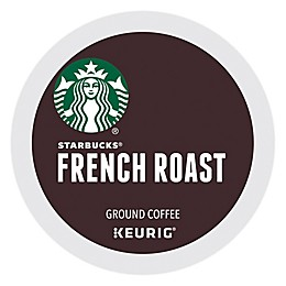 Starbucks® French Roast Coffee Keurig® K-Cup® Pods 22-Count