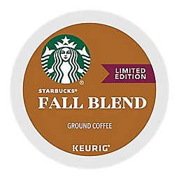 Starbucks® Fall Blend Coffee Keurig® K-Cup® Pods 22-Count