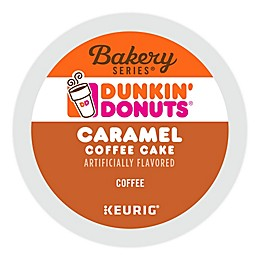 Dunkin' Donuts® Caramel Coffee Cake Keurig® K-Cup® Pods 22-Count