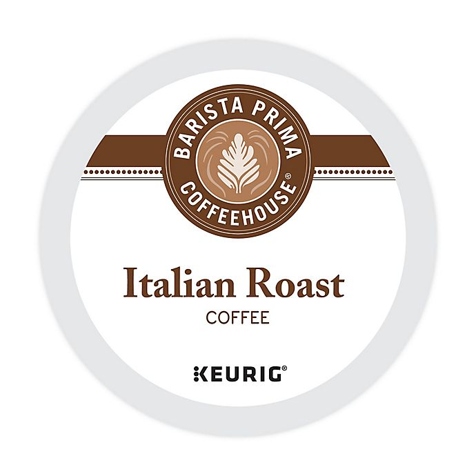 Alternate image 1 for Barista Prima Coffeehouse® Italian Roast Coffee Keurig® K-Cup® Pods 24-Count