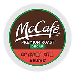 McCafe® Decaf Premium Roast Coffee Keurig® K-Cup® Pods 24-Count
