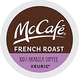 McCafe® French Roast Coffee Pods Keurig® K-Cup® Pods 24-Count