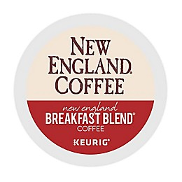 New England Coffee® Breakfast Blend® Keurig® K-Cup® Pods 24-Count