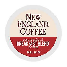 New England Coffee® Breakfast Blend® Keurig® K-Cup® Pods 24-Count