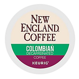 New England Coffee® Colombian Decaf Keurig® K-Cup® Pods 24-Count