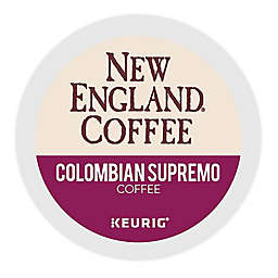 New England Coffee® Colombian Supremo Coffee Keurig® K-Cup® Pods 24-Count