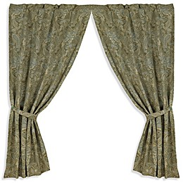 HiEnd Accents Arlington 84-Inch Window Curtain Panel