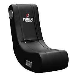 NBA Portland Trail Blazers Game Rocker 100 Gaming Chair