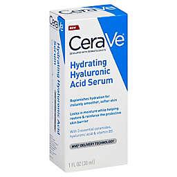 CeraVe® Hydrating Hyaluronic Acid Serum