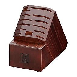 Zwilling® J.A. Henckels Pro 21-Slot Knife Block in Walnut