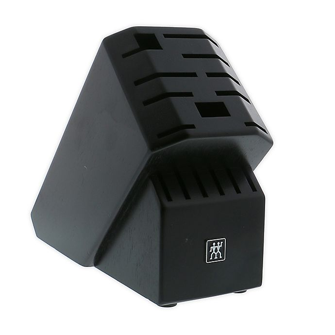 Alternate image 1 for Zwilling® J.A. Henckels Pro 16-Slot Knife Block in Black