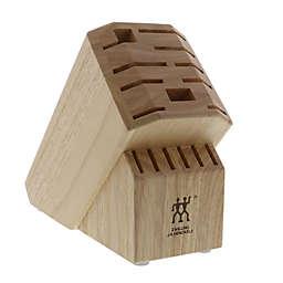 Zwilling® J.A. Henckels Pro 16-Slot Knife Block in Light Brown