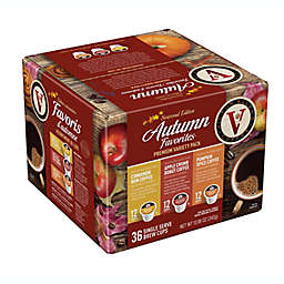 Victor Allen® Autumn Favorites Variety Pack Single Serve Coffee Pods 36-Count