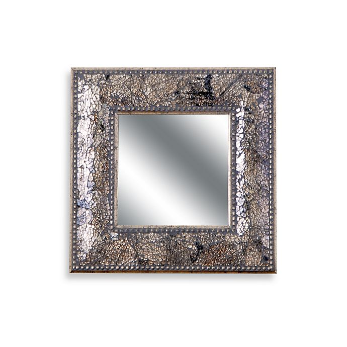 Alternate image 1 for San Miguel Roxbury 12-Inch x 12-Inch Wall Accent Mirror